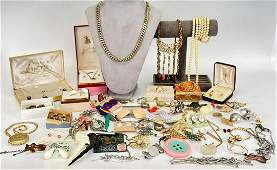 Large Costume Jewelry