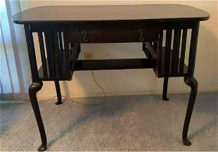 Antique Queen Ann desk