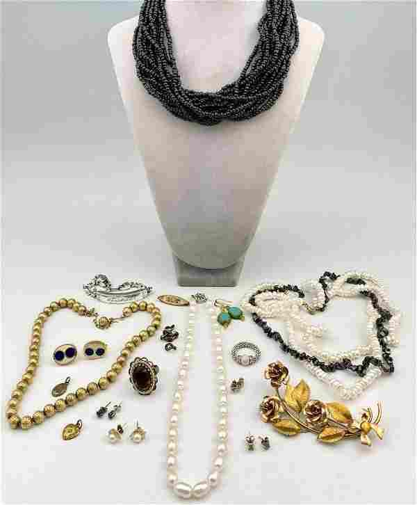 Costume Jewelry Lot