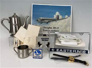 Vintage Eastern Airlines Collectibles