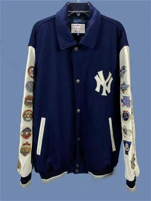 New York Yankees 26-Time World Series Champions Jacket