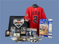 New York Yankees Derek Jeter Memorabilia