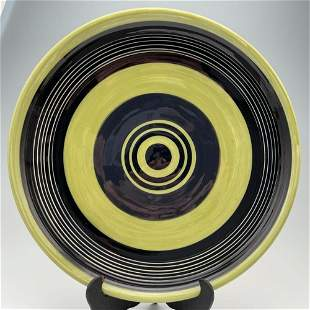 Peter Shire (Born 1947) Expo 97 Large Platter