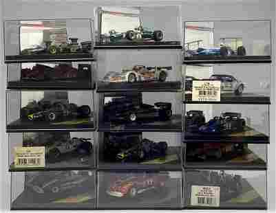 15 Diecast Cars Quartzo, Vitesse, Onyx