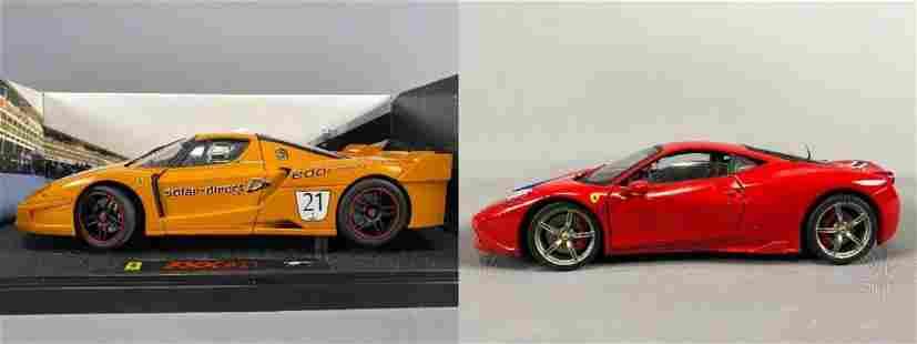 Hot Wheels Elite Diecast Model Cars