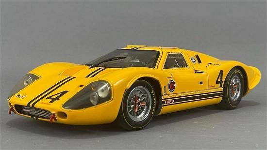 Exoto Racing Legends Model Car