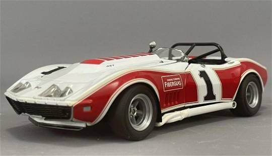 Danbury Mint Diecast Model Car