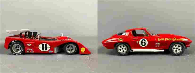 Motorbox and GMP Diecast Model Cars