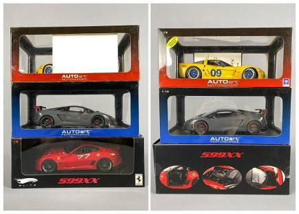 Hot Wheels Elite and Autoart Diecast Model Cars