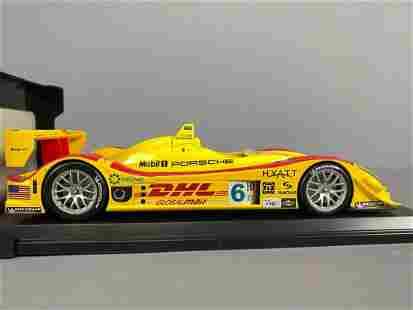 Kyosho and Porsche Design Diecast Model Cars