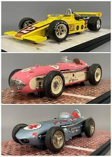 3 Carousel 1 Model Cars