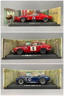 3 Kyosho Model Cars