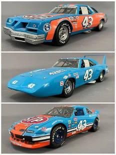 3 Franklin Mint Model Cars