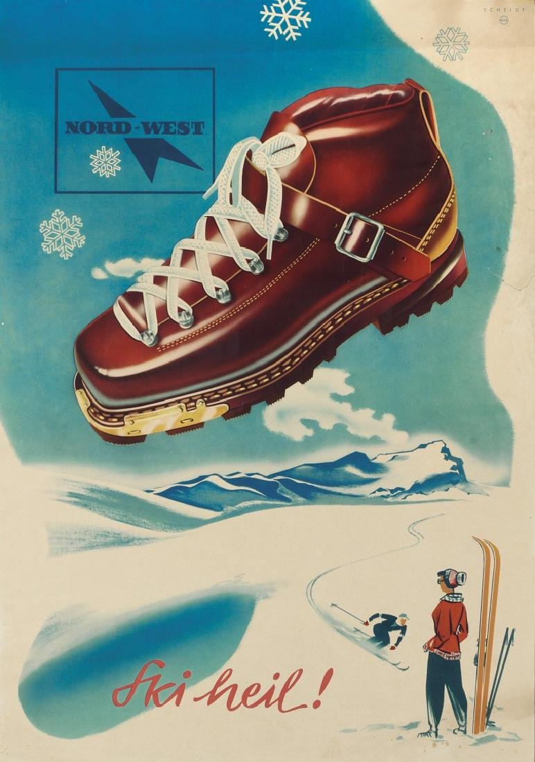 SCHEIDT Ski Heil!