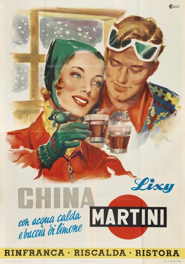 MARIO ROSSI  China Martini Lixy