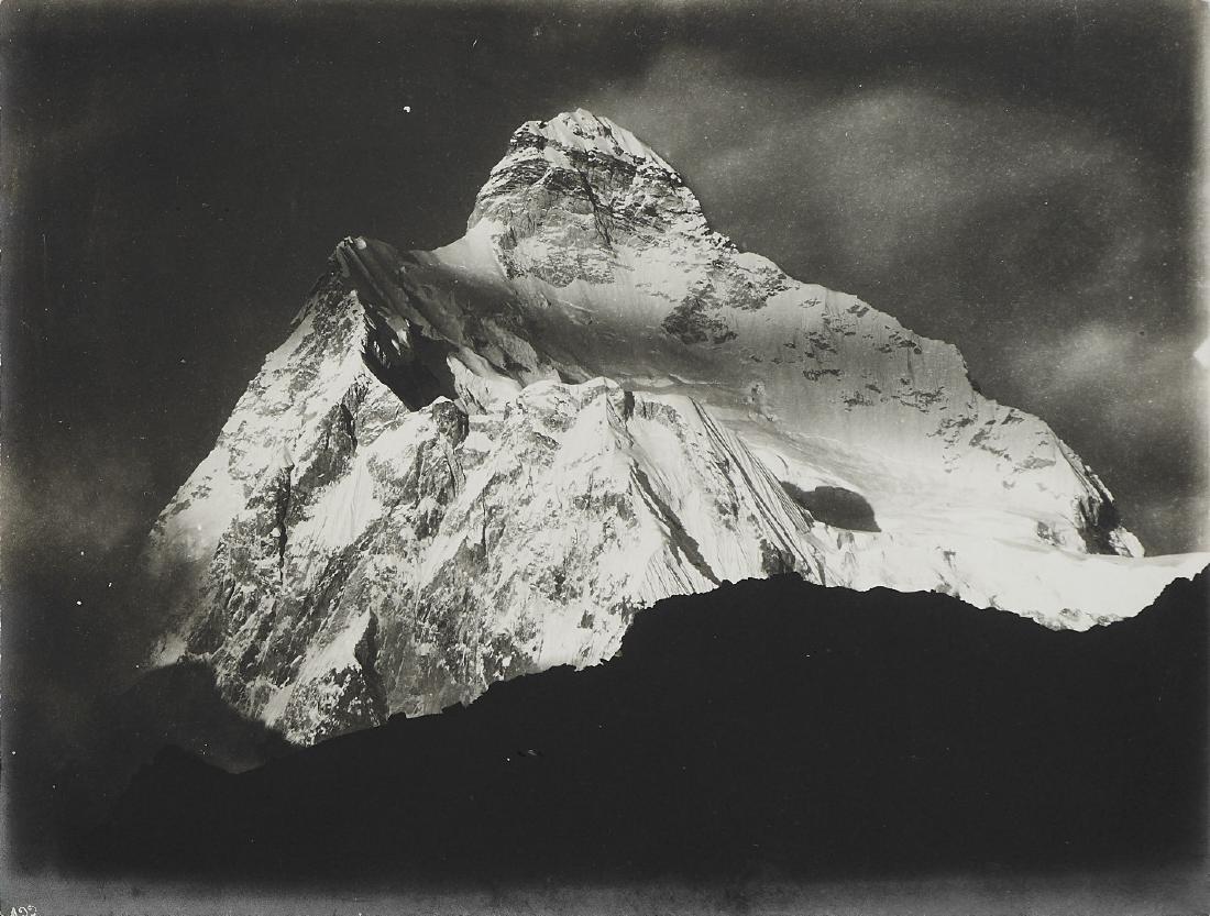 ANONIMO Il Monte Cervino
