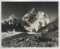 VITTORIO SELLA   1859-1943 Il K2