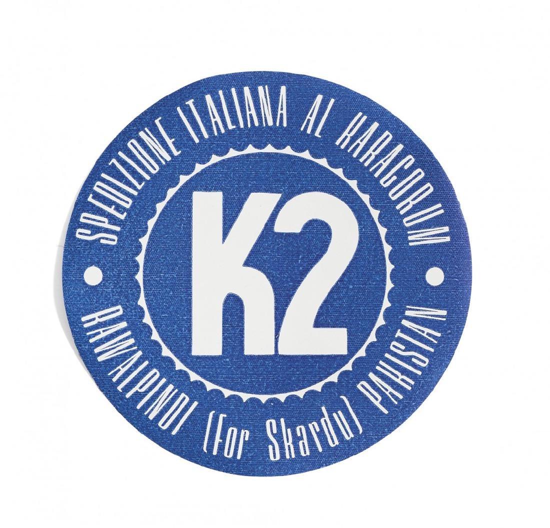 K2 STICKERS