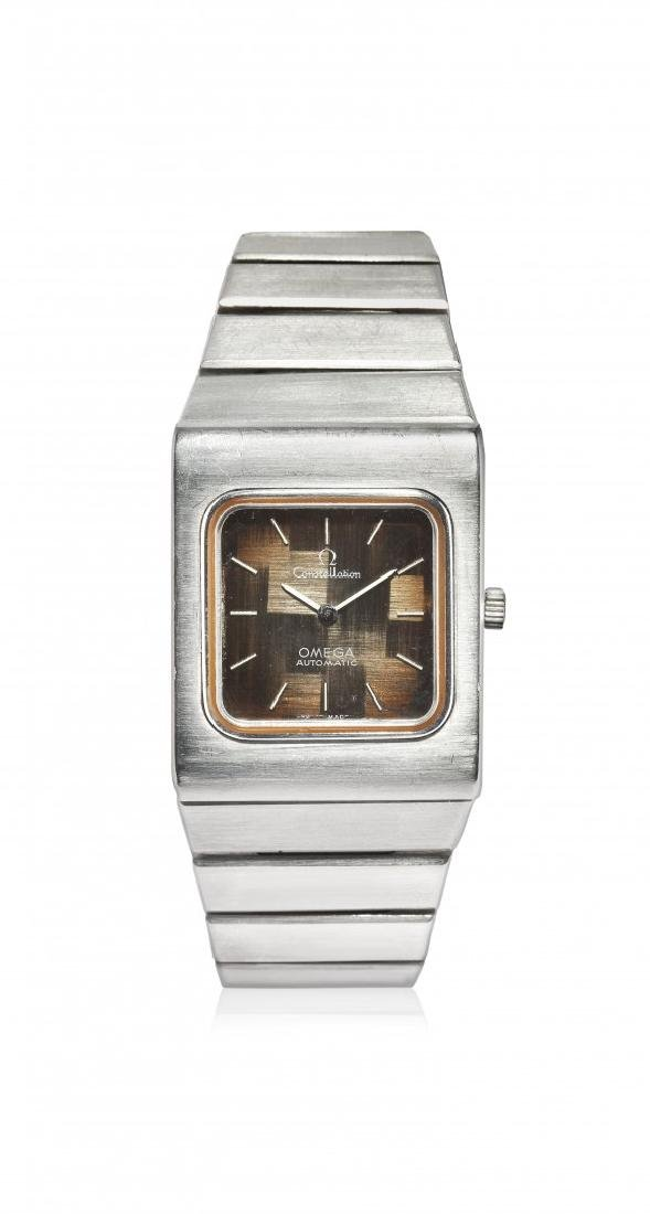 MEN'S WRISTWATCH OMEGA CONSTELLATION REF. 655.0012,