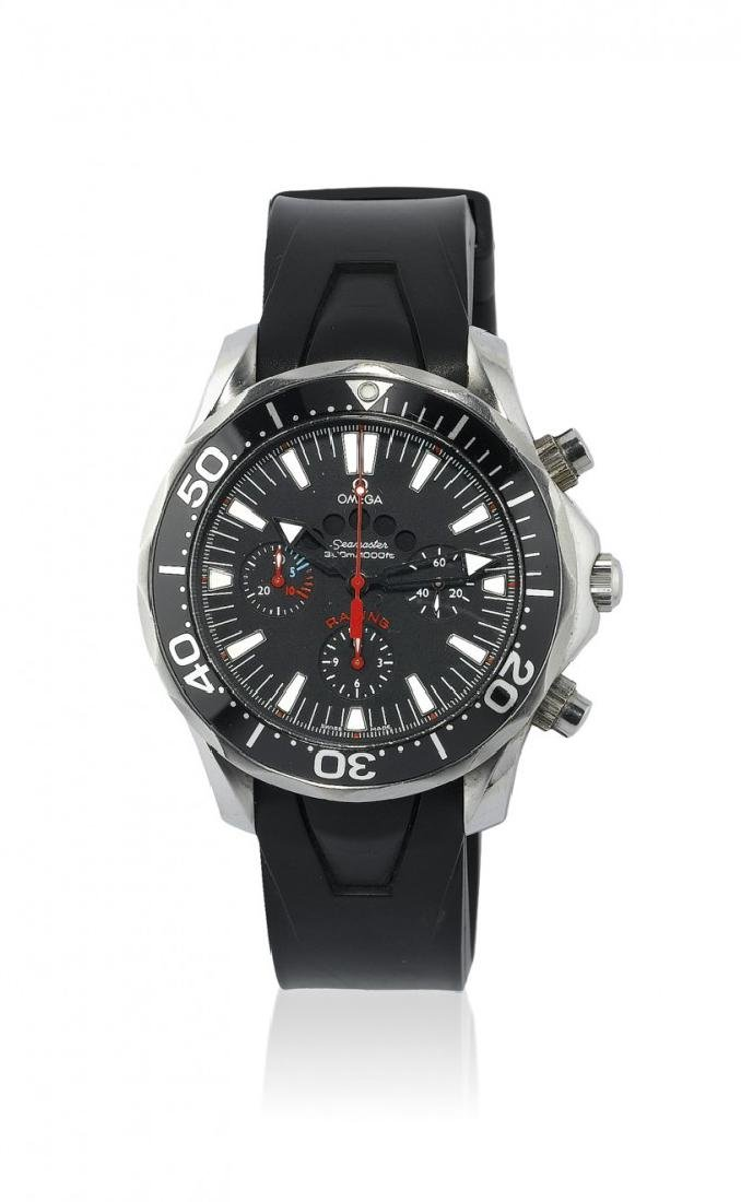 MEN'S WRISTWATCH OMEGA SEAMASTER RACING REF. 177 0519,