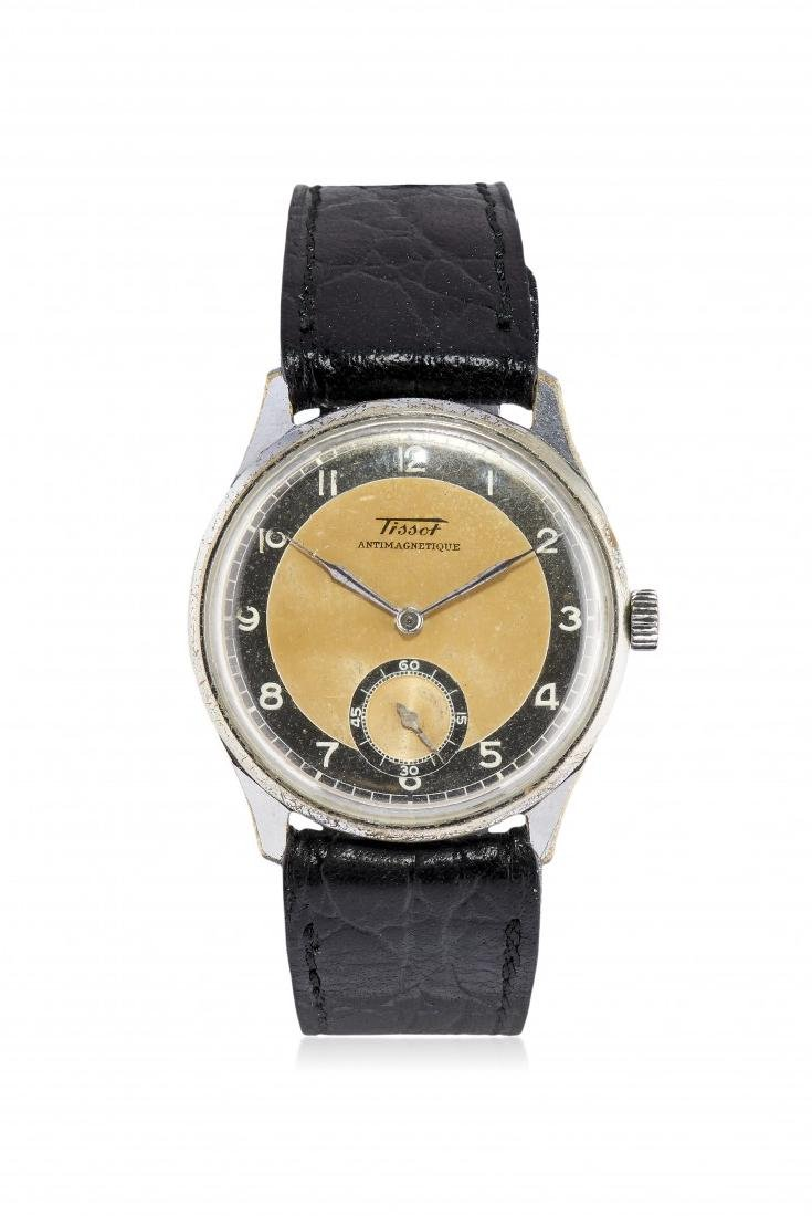 MEN'S WRISTWATCH TISSOT. '40S