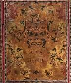 CORDOVA LEATHER SCREEN 18th Century