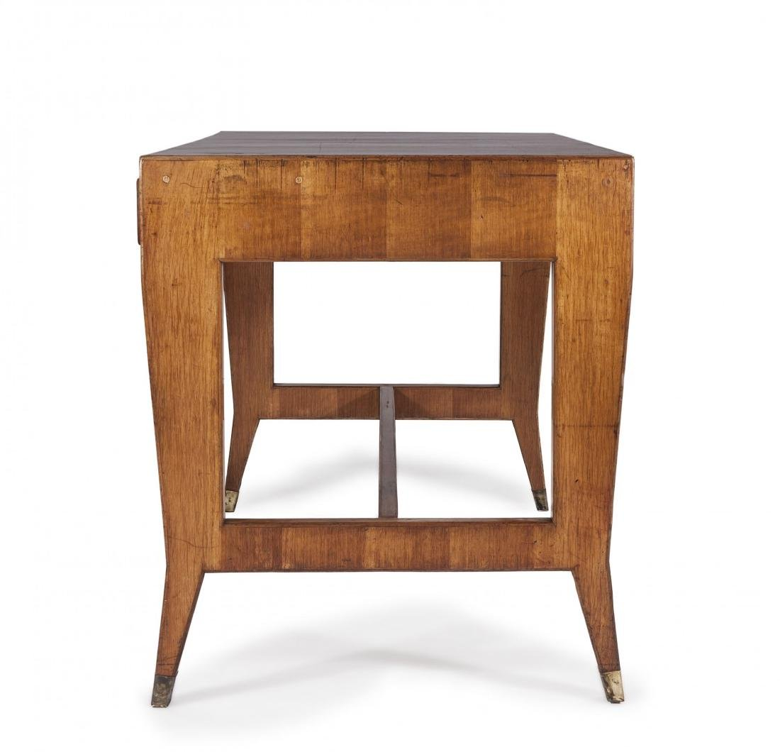 GIO PONTI 1891-1979 DESK FOR BNL 1950 CIRCA
