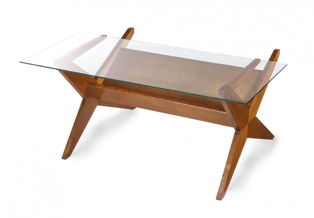MELCHIORRE BEGA (ATTRIBUITO) 1898-1976 SERVICE TABLE