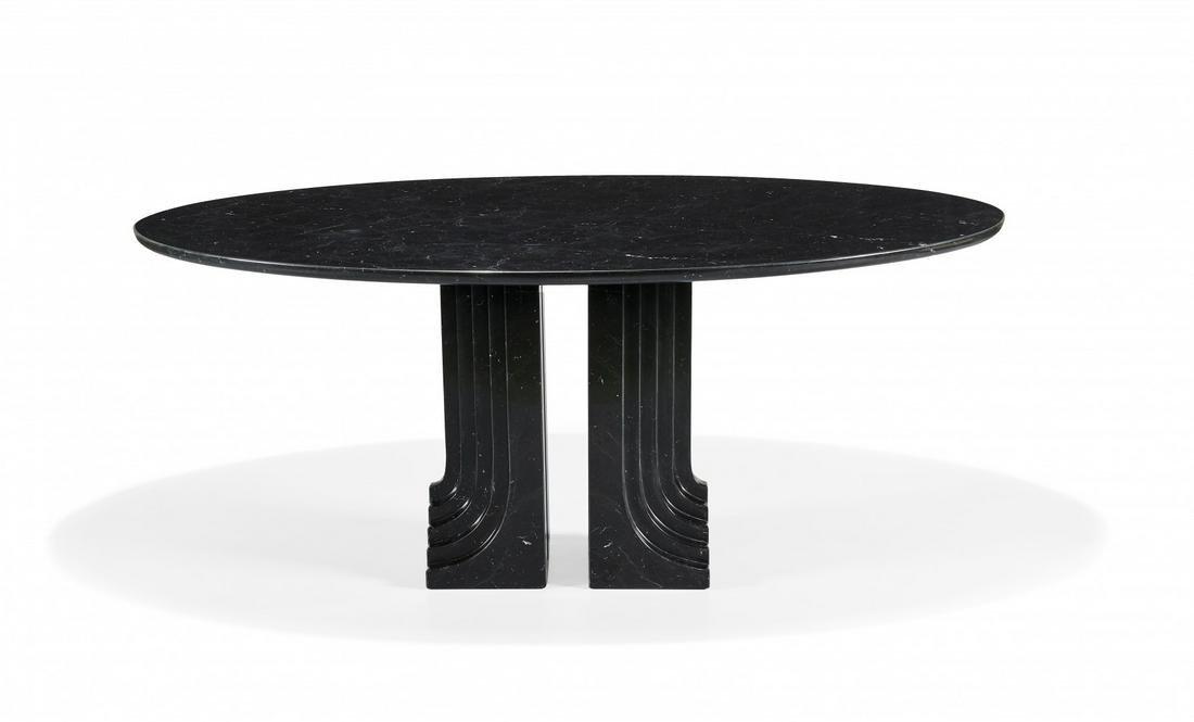 CARLO SCARPA 1906-1978 'Samo' table for Simon