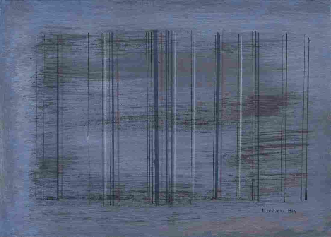 BICE LAZZARI 1900-1981 Untitled 1974