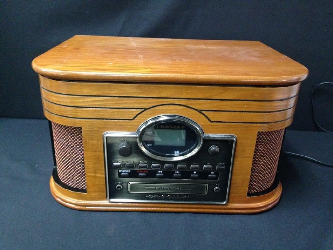 Crosley Radio 247 Vintage Reproduction