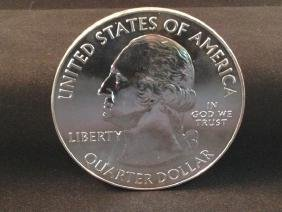 2011 Olympic Washington 5 ounce Silver Round