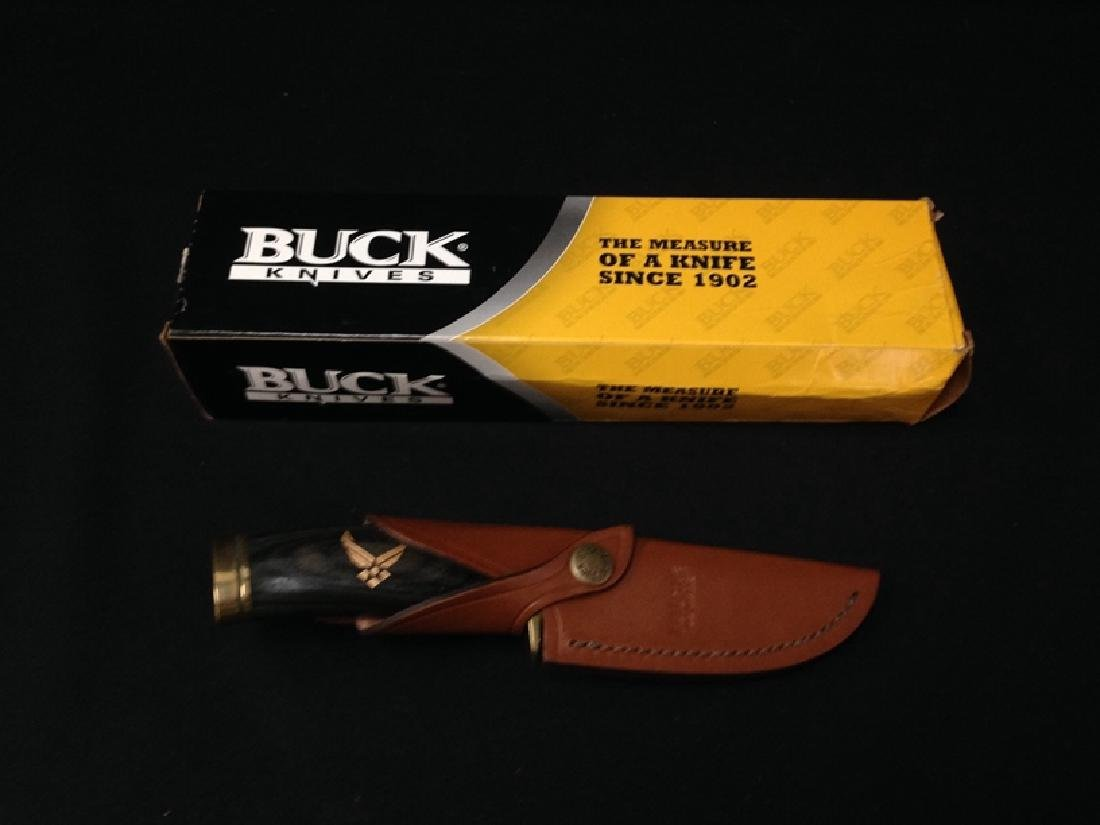 Buck Knife US Air Force Special Edition in Box