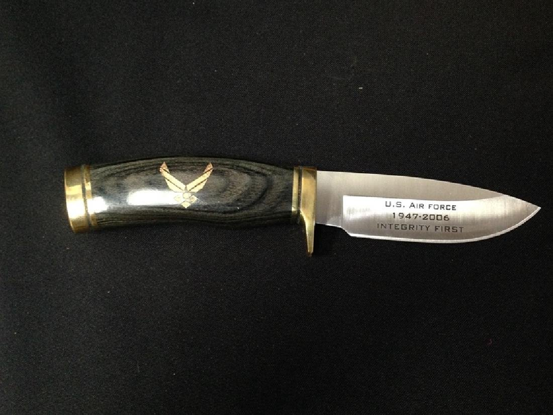 Buck Knife US Air Force Special Edition in Box - 2
