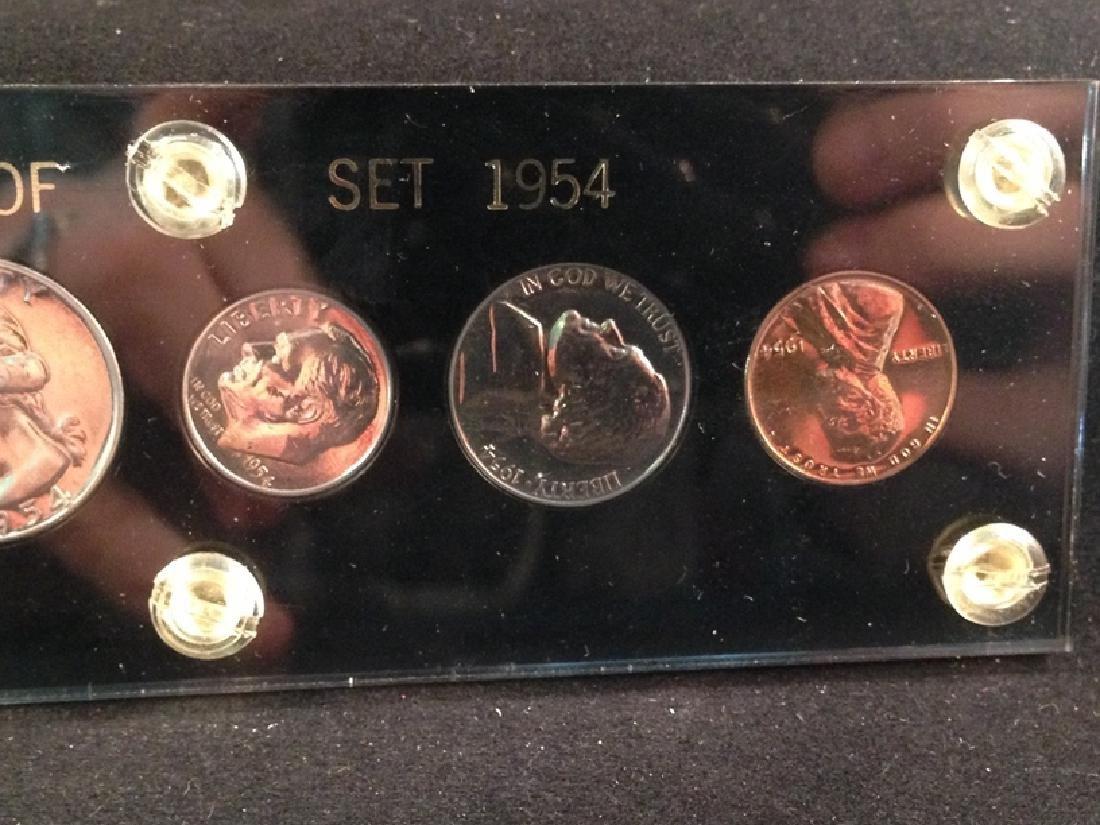 1954 Proof Set in plastic case - 3