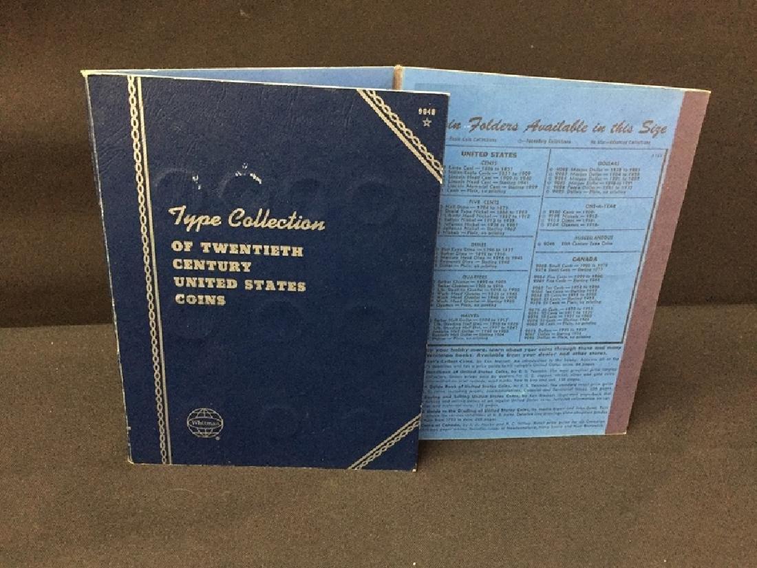 20th Century Type Set in Binder