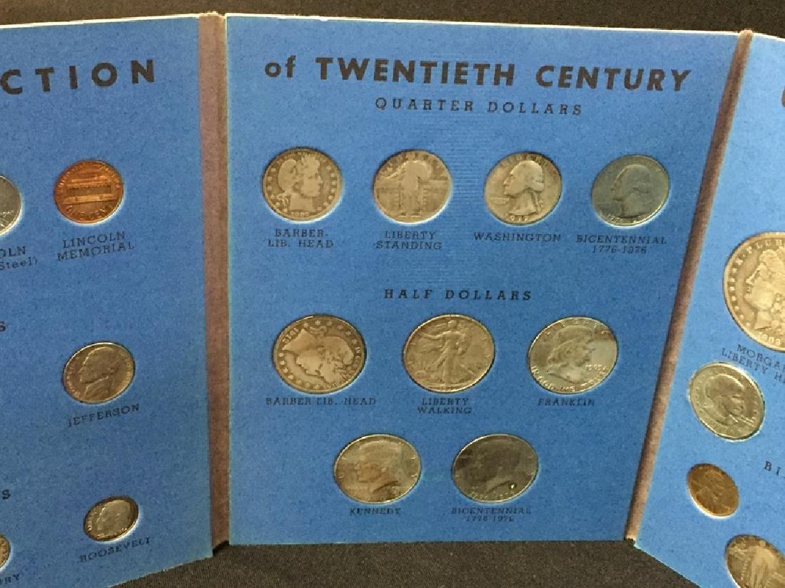 20th Century Type Set in Binder - 4