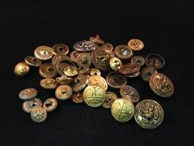 Set of Antique/Vintage Buttons