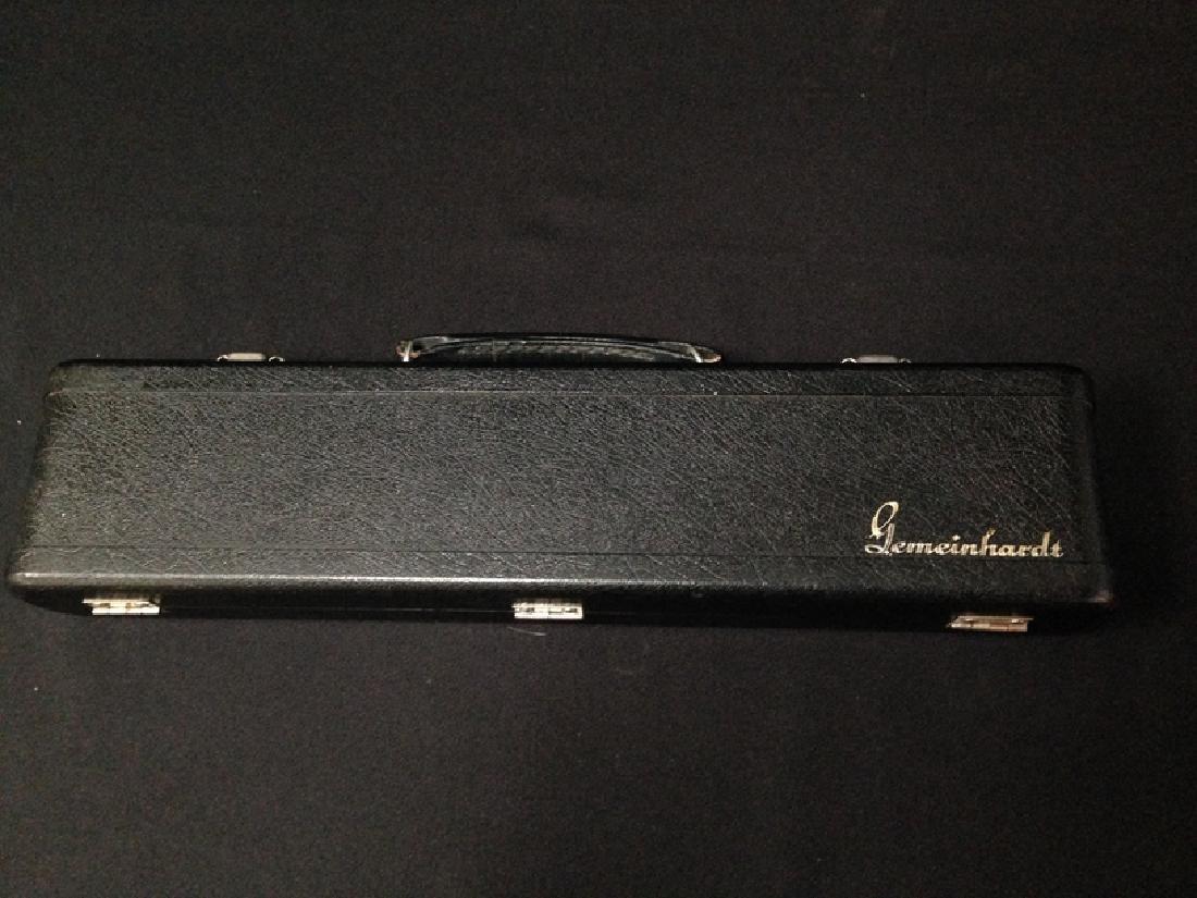 Vintage Gemeinhart Elkhart M2 Flute with Case. - 5