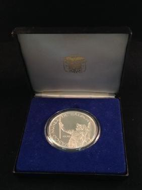 1979 20 Balboas Coin of the Republic of Panama