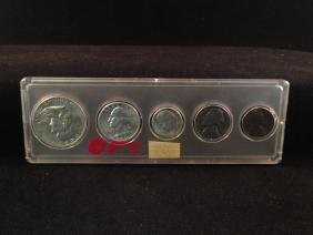 1960 Proof Set of US Coins