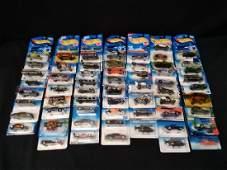 (60) NIB Vintage Hotwheels & Matchbox cars NEW