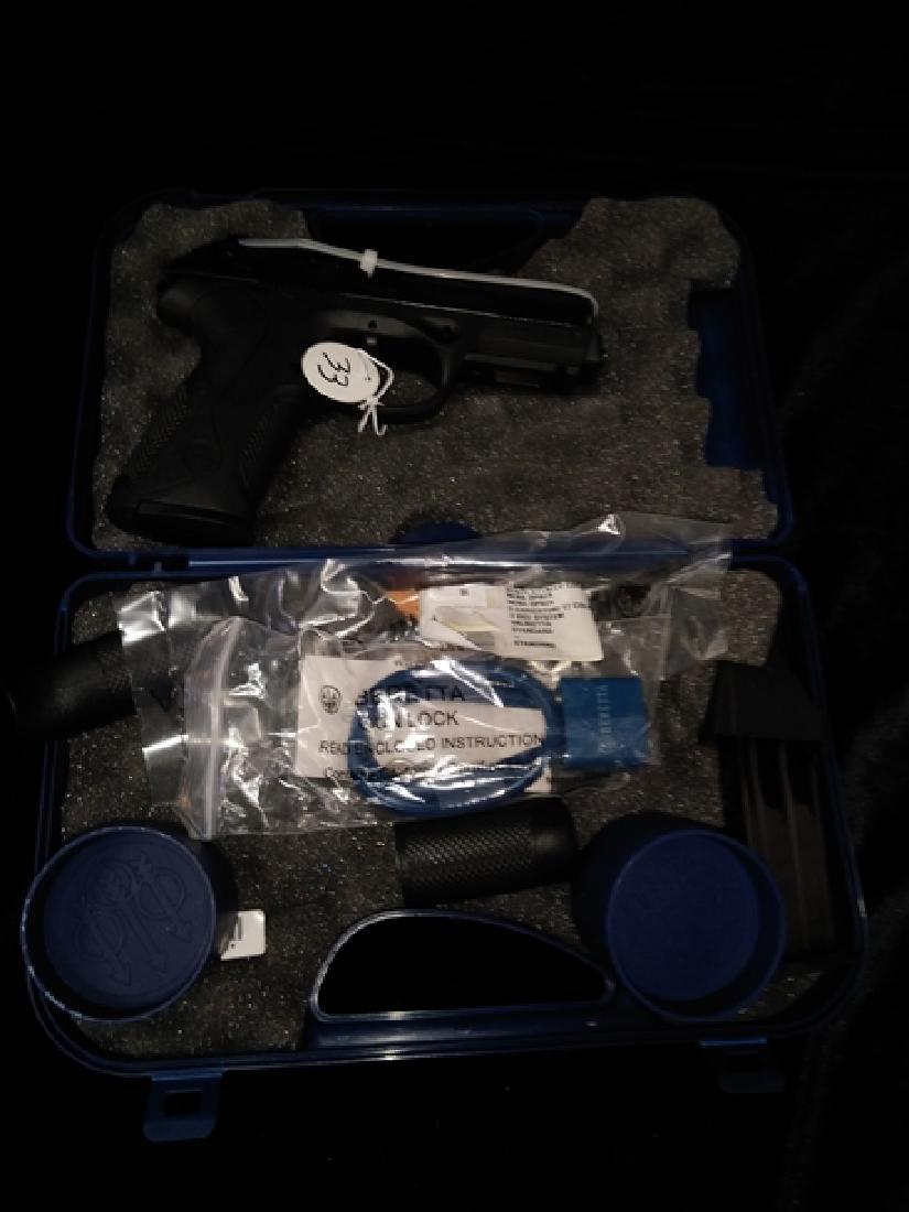 Beretta Px4 Storm 9mm New in Box.