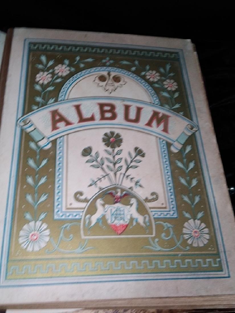 Vintage/Antique Photo Album - 3