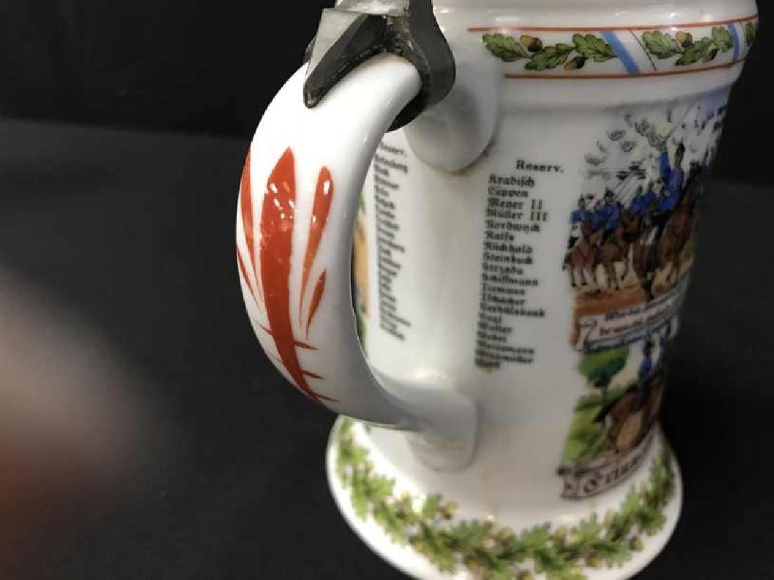 Kaiser Lithophane Beer Stein W. Germany - 5