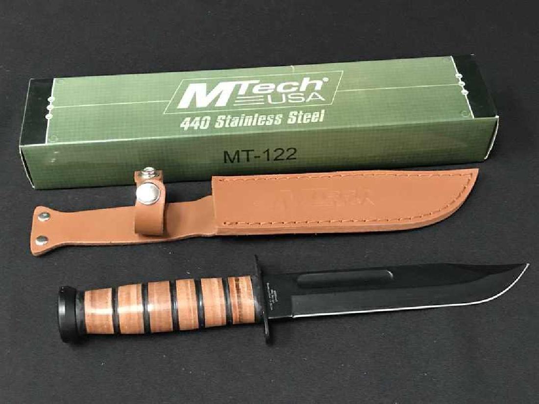 "M Tech USA Hunting Knife 12"""