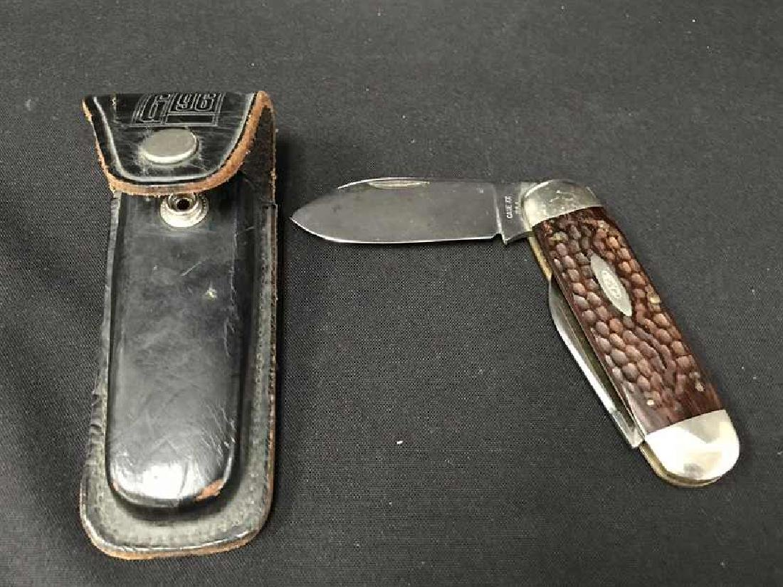 Case XX Sunfish/Elephant Toe #6250 Pocket Knife