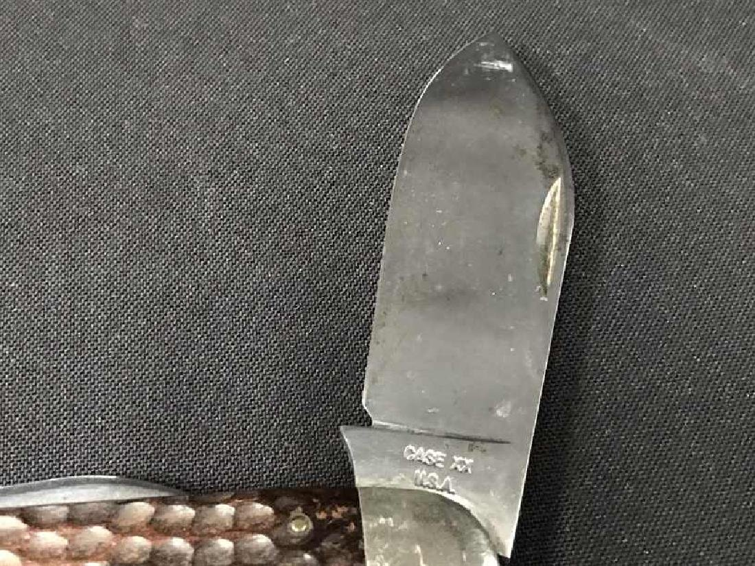 Case XX Sunfish/Elephant Toe #6250 Pocket Knife - 3