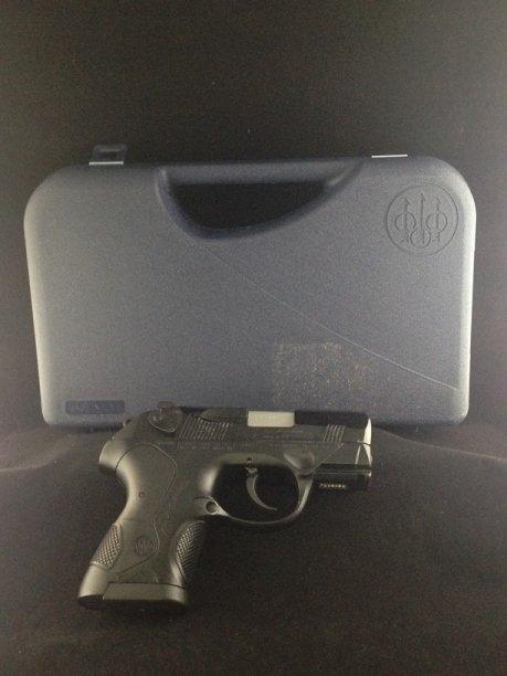 "Beretta PX4 Storm Compact 9mm 3.27""."