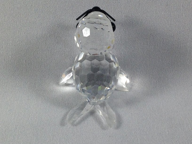 Swarovski Crystal Figurine baby Sea Lion 7663 N46 - 4